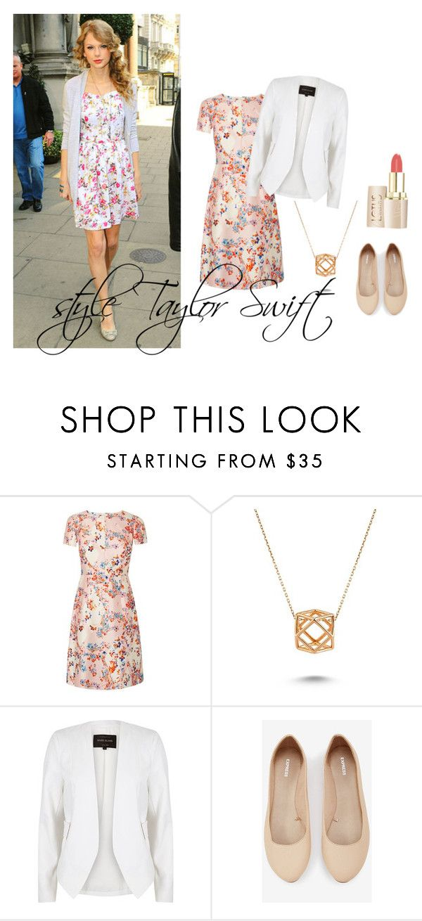 """""""style Taylor Swift"""" by emy-belle on Polyvore featuring mode, L.K.Bennett, River Island et Express"""