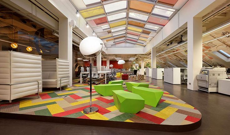 Publicis Russia by VOX Architects