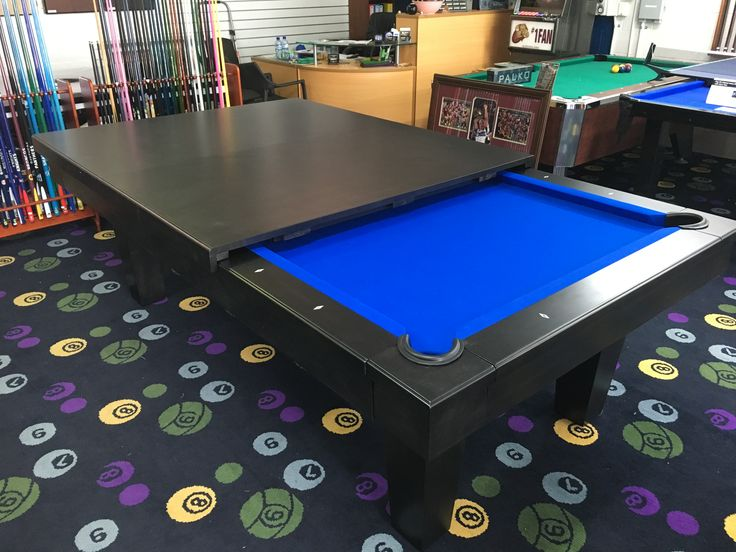A Pool Table in the family home is now more than ever before very fashionable. They inject a deal of prestige. Pizzazz! Chic! The range and modern styles of Pool Tables mean they can either blend i…