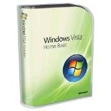 Microsoft Windows Vista Home Basic FULL VERSION [DVD] [OLD VERSION] (DVD-ROM)By Microsoft Software