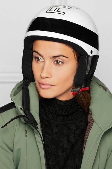 FENDI Cool Roma printed ski helmet