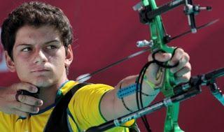 Blog Esportivo do Suíço:  Após 32 anos, Brasil volta a conquistar uma medalha no tiro com arco