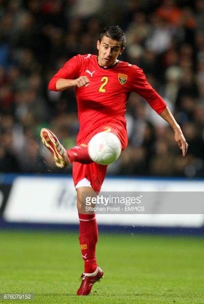 Daniel Georgievski Macedonia