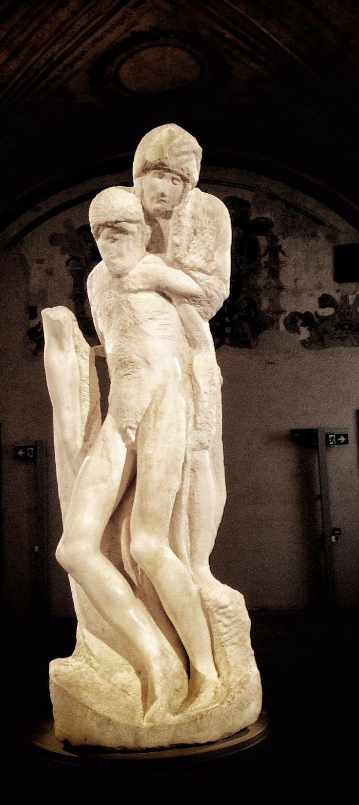 Michelangelo, Pietà Rondanini