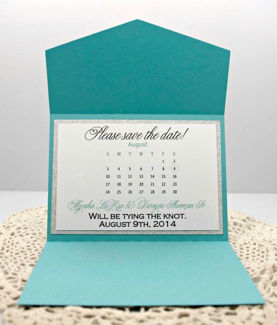 31 best diy weddings quinceanera sweet 16 images on pinterest bling filled aqua silver glitter save the date cards for wedding or quinceanerasweet sixteen solutioingenieria Image collections