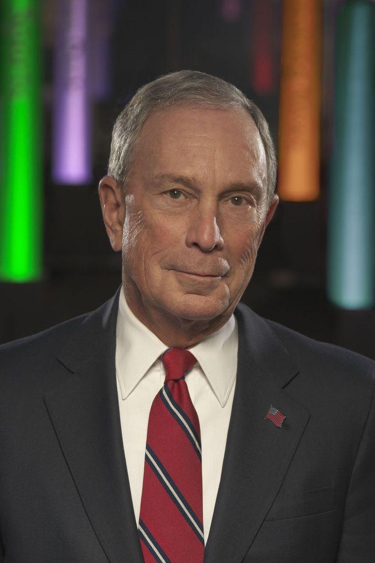 February 14, 1942 ♦ Michael Bloomberg, American businessman, author, politician, and philanthropist.