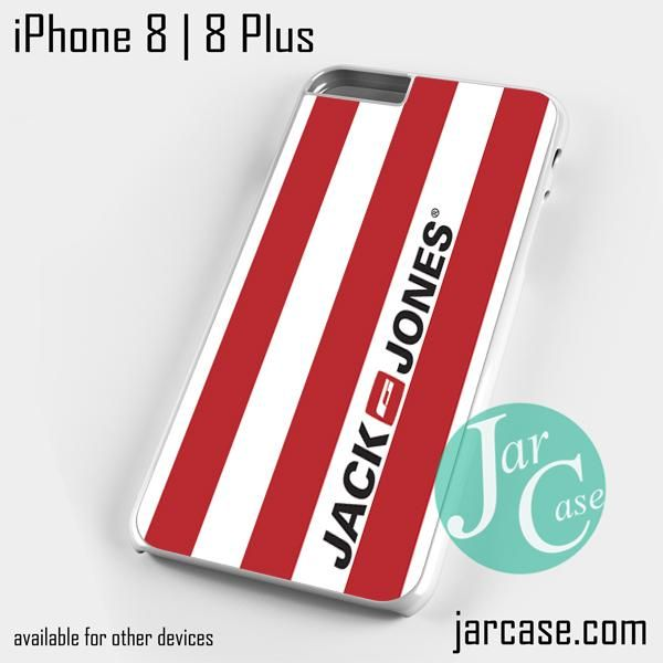 jack and jones strip Phone case for iPhone 8 | 8 Plus