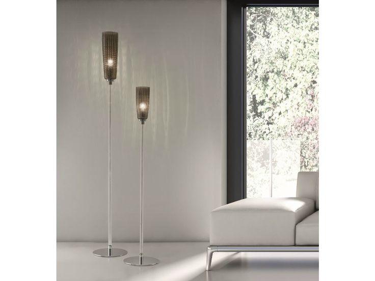 PERLE Floor lamp Perle Collection by Zafferano design Federico de Majo