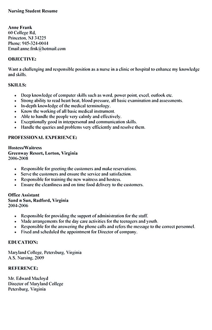 47ff177ccfbf09a3e6ffc85542259083--student-resume-backgrounds Nursing Application Letter Examples on for teachers, good cover, how write job, good job, best college, college admission, about resume,