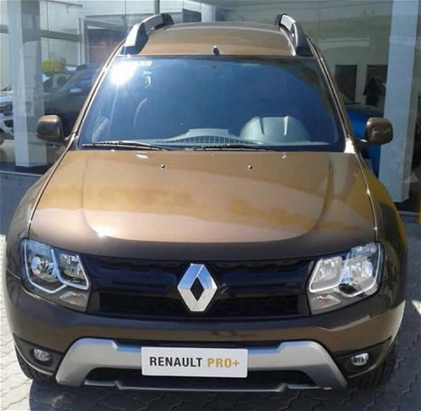 renault duster facelift 2016 spotted the new renault duster facelift first look revealed in. Black Bedroom Furniture Sets. Home Design Ideas