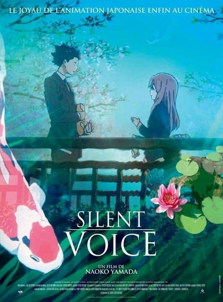 Pin De Sonia Snow En Peliculas A Silent Voice Peliculas Anime Romanticas A Silent Voice Anime