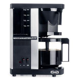 Moccamaster Kaffemaskine   GCS Polished Silver (Hverdagskaffen)