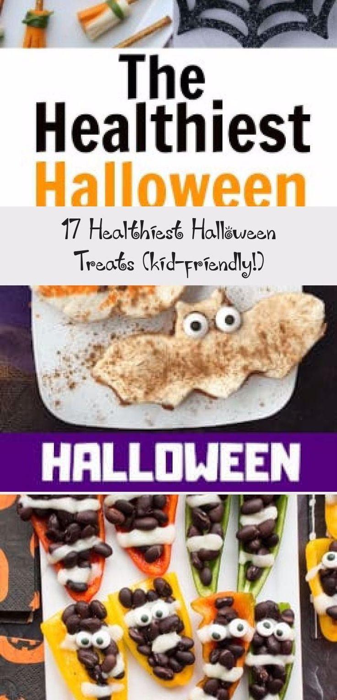 17 Healthiest Halloween Treats (kid-friendly!) - Food ...