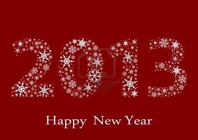 ~ Happy new Year 2013