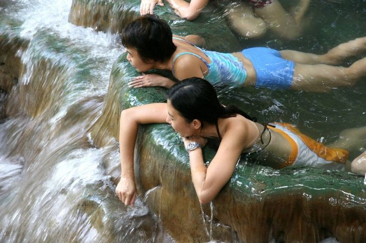Krabi Hot Springs Refreshing and revitalizing, these natural hot tubs are made from smooth rock and thermal springs located in volcanic chambers. Just show up, bring a towel, and pay the small fee (which includes access to the Khao Phra Bang Khram Nature Reserve and Crystal/Emerald Pool).