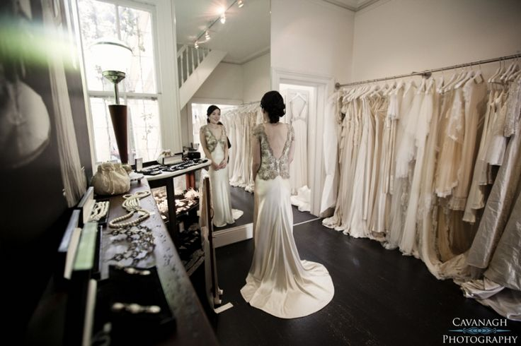 Wedding dress by Helen English Bridal. Image: Cavanagh Photography http://cavanaghphotography.com.au