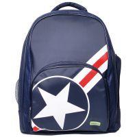 Bobble Art Star & Stripe Large School Backpack www.mamadoo.com.au #mamadoo #bags #kidsbackpacks