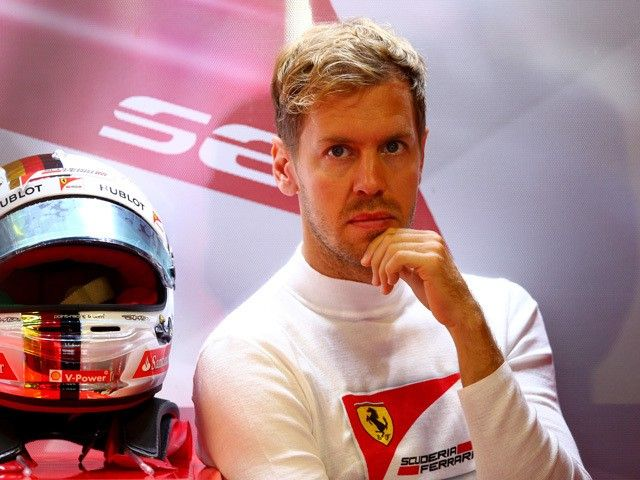 Ferrari driver Sebastian Vettel handed five-place grid penalty for Russian GP