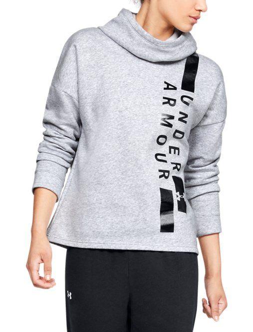 32df7d55c6 Under Armour Women's UA Rival Fleece Hoodie | Gift Wishlist ...