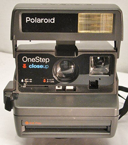 Polaroid One Step CloseUp 600 Instant Camera -- Want to know more, click on the image.