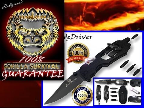 Get your Multi tool knife here http://www.amazon.com/Multi-Tool-BladeDriver-Multifunction-Functions-Screwdriver/dp/B00ZR5NWZI/ref=sr_1_1?ie=UTF8&qid=1437022162&sr=8-1&keywords=multi+tool+knife See our customer reviews http://www.amazon.com/review/R3V80I7SPBYK7G/ref=cm_cr_rdp_perm?ie=UTF8&ASIN=B00ZR5NWZI Multi Tool Knife Sale : Our Multi-Tool Knife Is For Sale Now https://youtu.be/Fr6CzwWD3Co https://youtu.be/5tFd0apRsNk https://youtu.be/r-24nybIXmI https://youtu.be/yBg6oiy_Oo4…