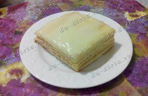 Торт Снеговик по Дюкану » ДЮ-диета: диета Дюкана