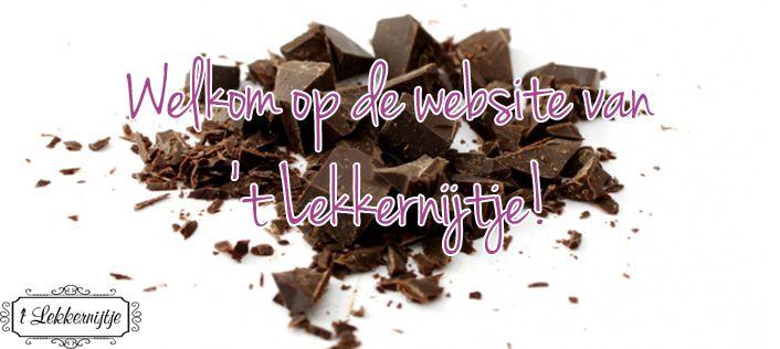 Voor een heerlijke High-Tea; Chocolaterie 't lekkernijtje in Coevorden
