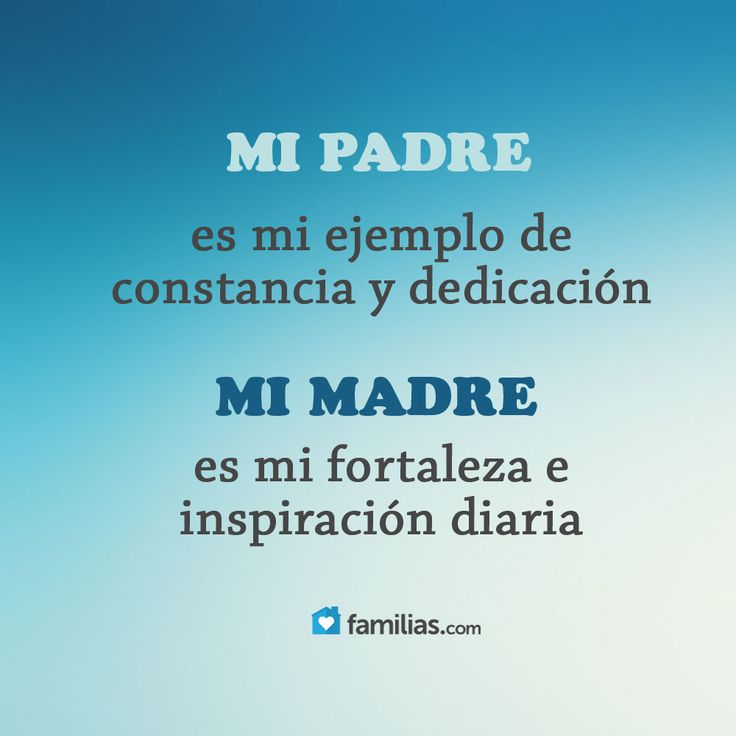 frases para mi padre