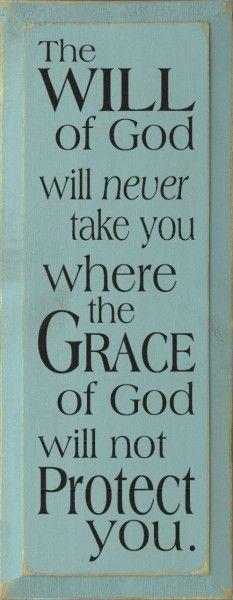 The will of God... #Faith