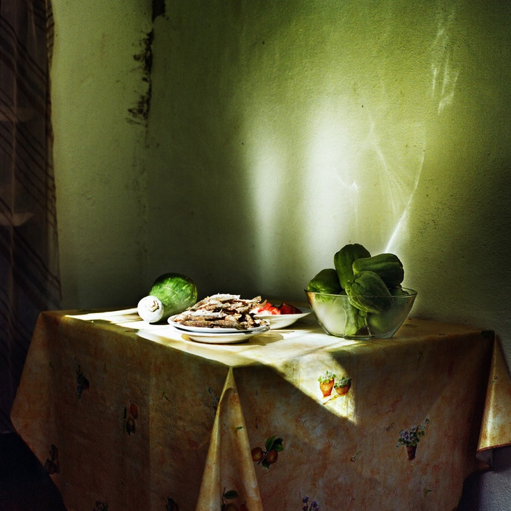 Med_p_00222891-jpg    Albania / Kitchen Stories from the Balkans / 2010-2011 / Kitchen interior from Skoder © Eugenia Maximova / Anzenberger