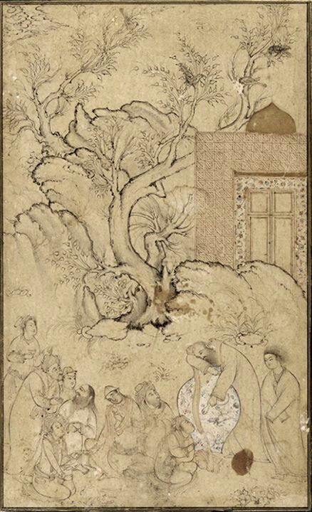 A group of Dervishes early 17th century