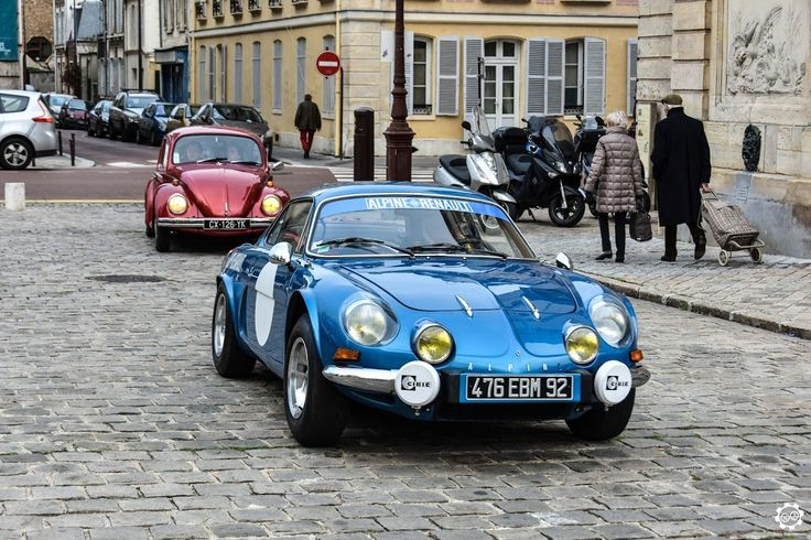 957 best alpine a110 images on pinterest cars motor car and rally car - Garage renault versailles ...