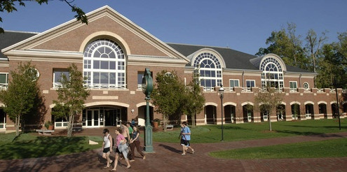Elon University - Belk Library