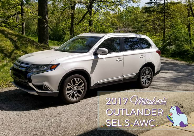 This 2017 Mitsubishi Outlander review is so easy to write. When you have as great an experience as I did, these posts practically write themselves.
