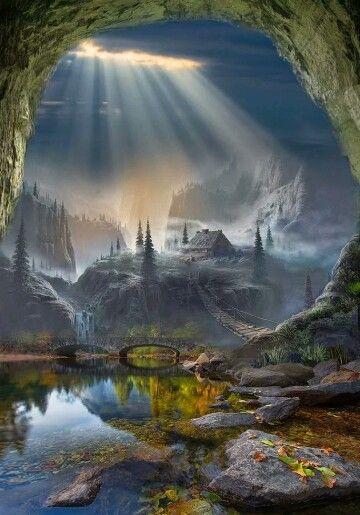 Fantasyland by Viton