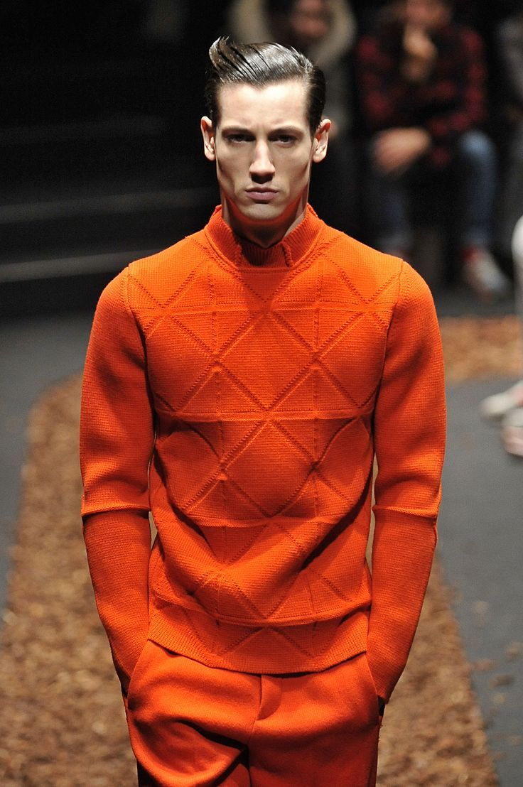 Zegna FW 13/14 Milan Men's Fashion Week