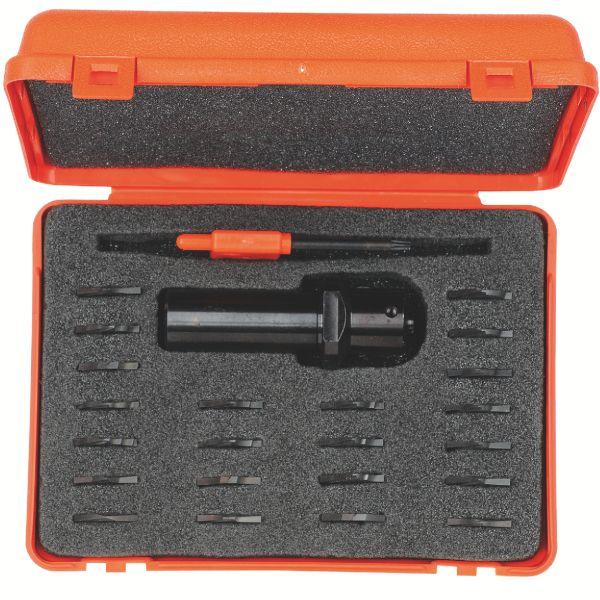 Set a coltellini per MDF #setcoltelli #CMT #setfrese #frese #freseCMT #utensiliCMT #lavorarelegno #utensilifalegnami #utensiliprofessionalilegno #attrezzifalegnami