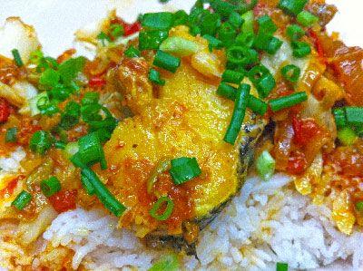 La recette de cari poisson : le cari légine est une délicieuse recette réunionnaise