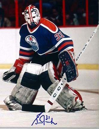 Grant Fuhr - Edmonton Oilers