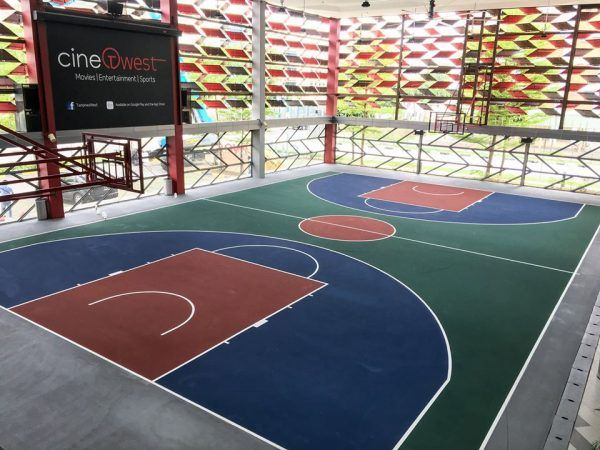 10 Indoor Basketball Courts In Singapore To Shoot Hoops Rain Or Shine Indoor Basketball Court Basketball Court Indoor Basketball