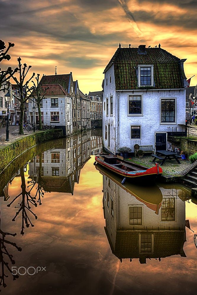 Oudewater, Holland by Ton lع Jeune on 500px