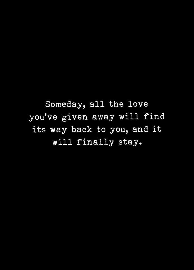 it will stay.