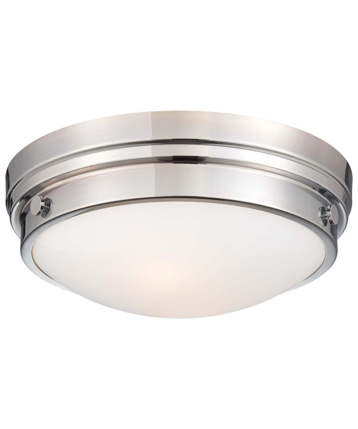 shop for the minka lavery chrome 2 light width flush mount ceiling fixture and save