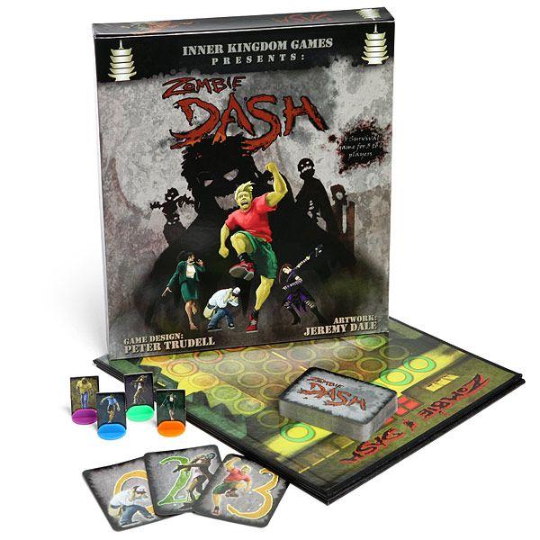 Zombie Dash Board Game $24.99