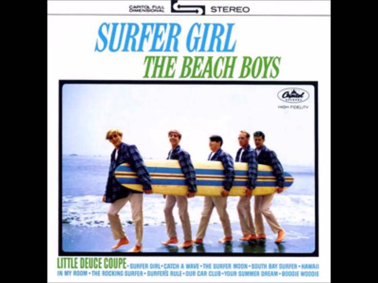 The Beach Boys - Surfer Girl (FULL ALBUM)