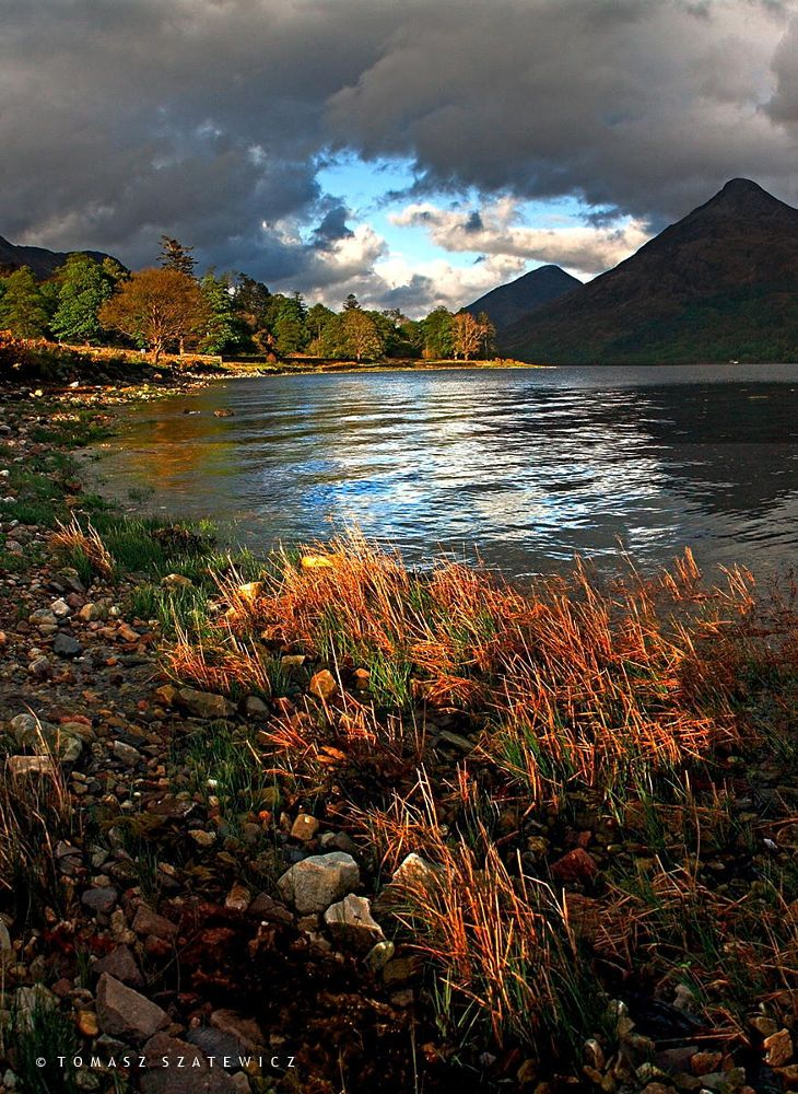 Loch Leven, Highlands, Scotland by Tomasz Szatewicz on 500px