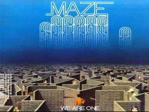 "MAZE  Frankie Beverly - We Are One   from the same titled album "" We Are One "" 1983"