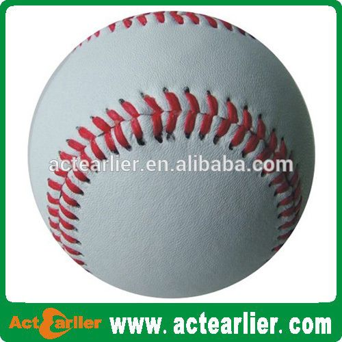 cow leather baseball ball #baseball, #ball