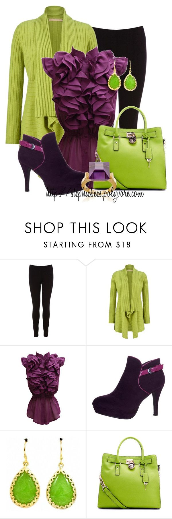 """John Lewis Cardigan"" by stephiebees ❤ liked on Polyvore featuring Oasis, John Lewis, even&odd, Fantasy Jewelry Box, MICHAEL Michael Kors and Gucci"