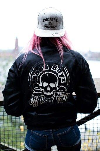 Bad boyz dye hair